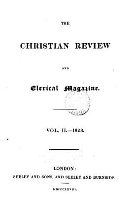 The Christian review and clerical magazine PDF