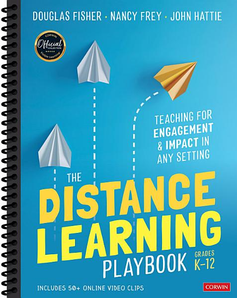 Download The Distance Learning Playbook  Grades K 12 Book