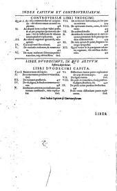 Opera omnia anatomica et medica: Τόμος 1