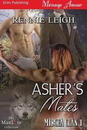 Asher's Mates [Mircea Clan 1]