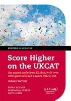 Score Higher on the UKCAT PDF