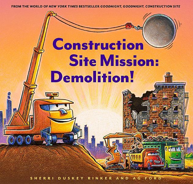 Download Construction Site Mission  Demolition  Book
