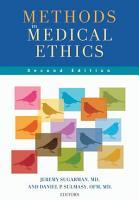 Methods in Medical Ethics PDF