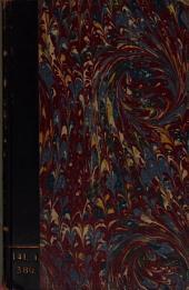 Argumenta Buceri pro et contra. Original-Manuscript Bucers, die Grunde für und gegen die Doppelehe des Landgrafen Philipp des Grossmüthigen de anno 1539, veröffentlicht durch v. L.