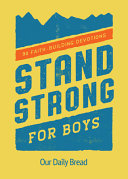 Stand Strong for Boys