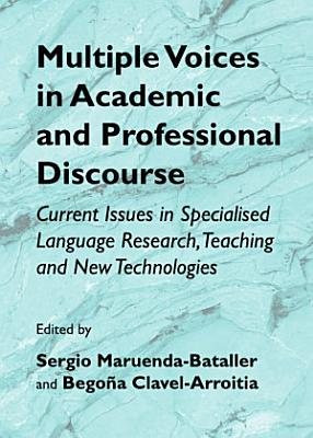 Multiple Voices in Academic and Professional Discourse PDF