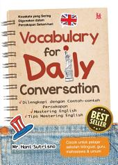 Vocabulary For Daily Conversation