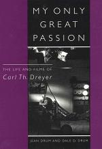 My Only Great Passion