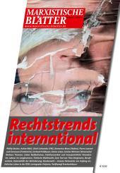 Rechtstrends international: Marxistische Blätter 4_2017