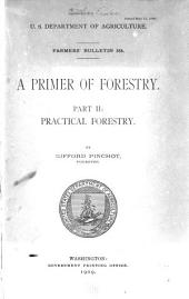 A primer of forestry: Volume 2