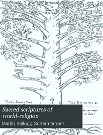 Sacred Scriptures Of World Religion