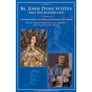 Bl  John Duns Scotus and His Mariology