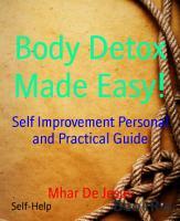 Body Detox Made Easy  PDF