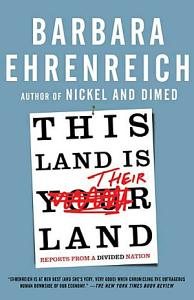 This Land Is Their Land Book