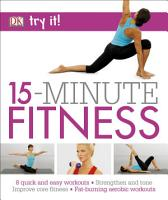 15 Minute Fitness PDF