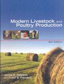 Modern Livestock   Poultry Production