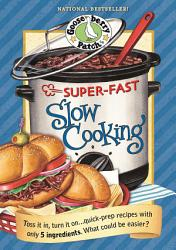 Super Fast Slow Cooking Book PDF