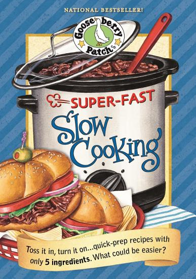 Super Fast Slow Cooking PDF
