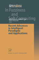Recent Advances in Intelligent Paradigms and Applications