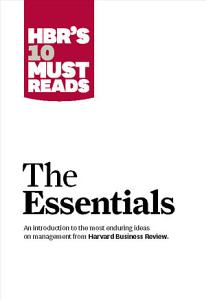 HBR s 10 Must Reads Book