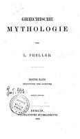 Griechische Mythologie PDF
