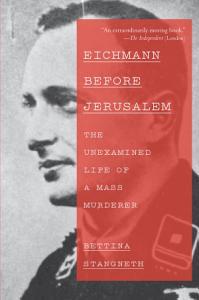 Eichmann Before Jerusalem Book