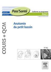 Anatomie du petit bassin (Cours + QCM)