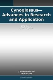 Cynoglossus—Advances in Research and Application: 2012 Edition: ScholarlyPaper
