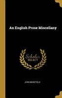 An English Prose Miscellany PDF