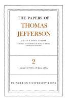The Papers of Thomas Jefferson  Volume 2 PDF