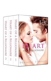 Heart of a Billionaire Series Complete Collection Boxed Set
