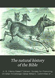 The Natural History of the Bible PDF