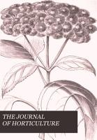 THE JOURNAL OF HORTICULTURE PDF