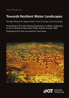 Towards Resilient Water Landscapes PDF