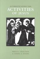Authenticating the Activities of Jesus PDF