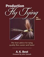 Production Fly Tying PDF