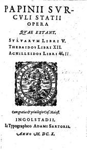 Opera quae extant