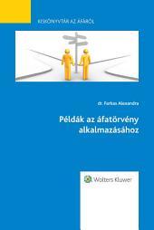 Példák az áfatörvény alkalmazásához - Kiskönyvtár az áfáról VI. rész