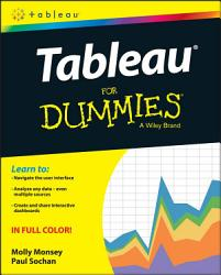Tableau For Dummies PDF