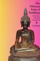 The Different Paths of Buddhism PDF