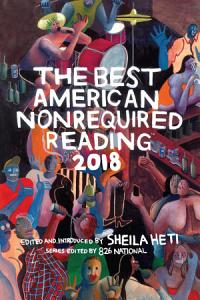 The Best American Nonrequired Reading 2018 Book