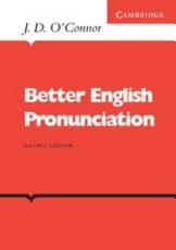 Better English Pronunciation PDF