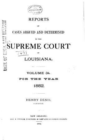 Louisiana Reports PDF