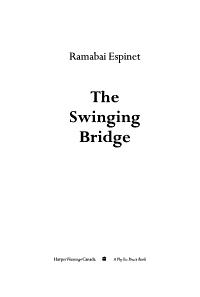 The Swinging Bridge PDF