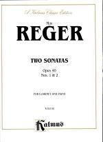 Two Sonatas, Opus 40, Nos. 1 & 2