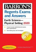 Regents Exams and Answers  Earth Science  Physical Setting 2020 PDF