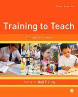 Training to Teach PDF