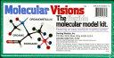Molecular Visions  Organic  Inorganic  Organometallic  Molecular Model Kit  1 by Darling Models to accompany Organic Chemistry