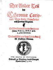Chronica: gantz new Latine geschrieben, Band 2