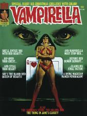 Vampirella Magazine #49